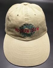 TIM McGRAW / McGRAW CREW beige adjustable cap / hat