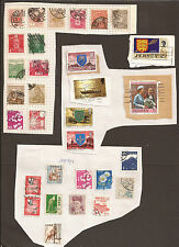 Japanese Used Stamps