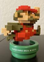 Nintendo Amiibo NVL-001 Super Mario Bros. 8-bit 30th Anniversary Mario Classic