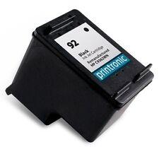 Reman HP 92 (C9362WN) Black Ink Cartridge for HP PhotoSmart C3180 C4180
