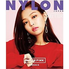 NYLON JAPAN September 2017 Special Edition JENNIE/BLACKPINK Japan Magazine