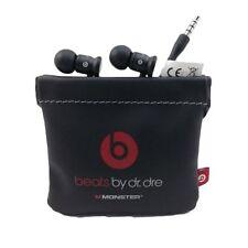 Auricolari e cuffie nero di marca Beats by Dr. Dre con microfono