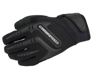 Scorpion EXO SKRUB Gloves Black 75-5755