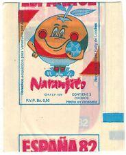 Venezuela 1982 Reyauca Spain España '82 Naranjito World Cup Soccer Sticker Pack