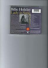 BILLIE HOLLIDAY LADY IN SATIN W/RAY ELLIS ORCHESTRA - JAZZ/SOUL/R&B GREAT