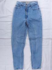 GENUINE VINTAGE 1970s LEVI'S JEANS WOMEN'S PALE DENIM STYLE 941 SIZE W12 L32