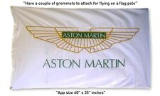 FREE US SHIP New ASTON MARTIN 3x5 feet V12 Vantage vanquish db5 sign banner flag