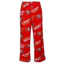 e33a037d772 San Francisco 49ers NFL Concepts Sports Wildcard Men s Pajama Pants-SIZE  Large