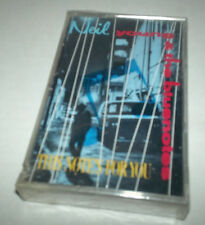 NEIL YOUNG & the bluenotes THIS NOTE'S FOR YOU sealed cutout TAPE