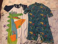 2 Boys Swim Suit Age 4-5