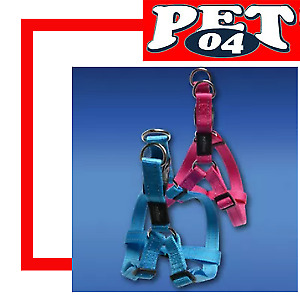 Rogz Utility Step In Dog Harness - Reflective Stitching -10 Colours and 4 Sizes