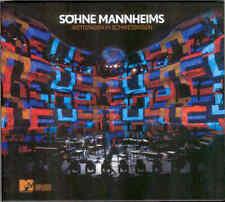 """SÖHNE MANNHEIMS & XAVIER NAIDOO """"Wettsingen in Schwetzingen 2CD, Neuwertig!"""