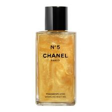 CHANEL N°5 FRAGMENTS D'OR Sparkling Body Gel, 8.4 oz