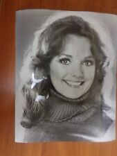 Vintage Glossy Press Photo Actor Actress Dawn Wells Wagon Train Maverick
