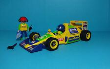 Playmobil Racing~Formel 1 Rennwagen gelb/Formula 1 Racing Car yellow(3603)