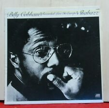 Billy Cobham Shabazz Recorded Live In Europe LP Atlantic 18139 John Abercromie