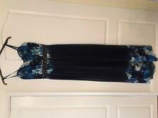 Womens  little mistress maxi dress size 18