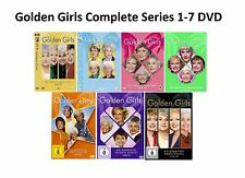 Golden Girls Complete Series 1-7 DVD Season 1 2 3 4 5 6 7 Original UK Release R2