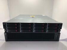 Qk715A- Hp StorageWorks Eva P6350 Dc Array w/ D2600 Array 12x 2Tb 7.2K Sas Hdd