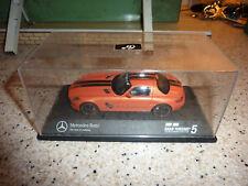 Schuco Mercedes Benz SLS AMG Gran Turismo 5 Signature Orange Edition 1/43