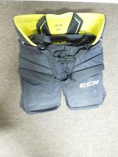 Ccm R1.9 premier Ice Hockey Goalie pants intermediate small black