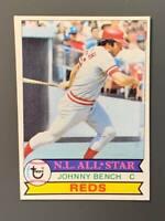 1979 Topps #200 Johnny Bench HOF Cincinnati Reds EXMT