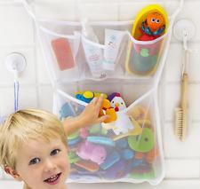 Baby Badewanne Spielzeug Mesh Net Aufbewahrungstasche Halter Badezimmer