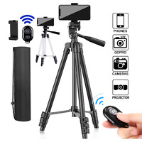 Professional Tripod Stand Holder Mount for Go pro iPhone Samsung Cell Phone