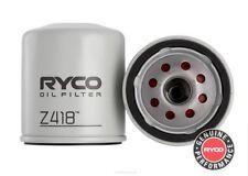 Ryco Oil Filter FOR Toyota Land Cruiser 98-2007 100 Series 4.5 24V (FZJ105) Z418