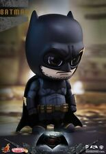 Batman-Batman Vs Superman Cosbaby Hot Toys Mini Figura Uk Nave En Stock