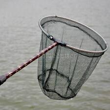 Telescoping Fishing Landing Net Telescoping Brail Aluminum Tackle pop!!