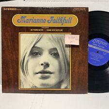Marianne Faithfull London PS 423 VG/VG+ Rock LP