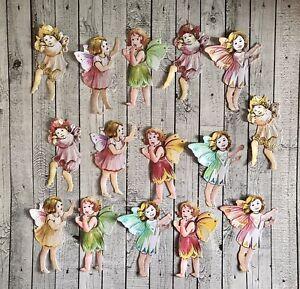 Dawn Bibby Flower Fairies Die Cuts