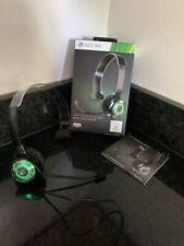 Afterglow Xbox360 Afterglow Headset Controller Boxed With Instructions