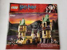 Legos Harry Potter Hogwarts 4867