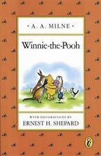 Winnie-the-Pooh (Pooh Original Edition)-ExLibrary