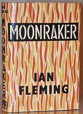 1ST/1ST UK EDITION~ MOONRAKER ~ IAN FLEMING