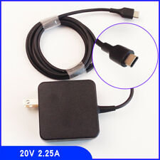 USB Type C AC Adapter Charger For Samsung Chromebook Pro XE510C24 XE510C24-K01US