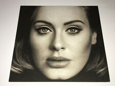 Adele Rare 25 Record Store Promo Vinyl LP Record Hello Pop Rock Masterpiece !