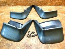 1991 1996 JDM HONDA ACURA LEGEND KA7 SEDAN MUD FLAPS GUARD SET RARE ITEM OEM