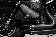 BAG RIGHT SIDE FOR HARLEY DAVIDSON SPORTSTER MODELS IRON, 48, 72