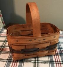 Mapletree Basket Zanesville Oh - Handwoven with handle
