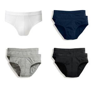 2er Fruit of the Loom Sport Slip Slips sous-Vêtements Slip sous-Vêtements Homme