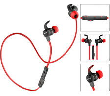 Best Bluetooth Wireless Headphones Workout Sports Gym Headset for Cell Phones