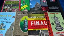 More details for fa cup final programmes, 1965, 1971, 1977, 1981, 1982, 1983, 1984, 1986, 2003