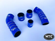 MTC MOTORSPORT AUDI TTRS BOOST HOSE KIT TURBO MK2 8S SILICONE PRE FACELIFT BLUE