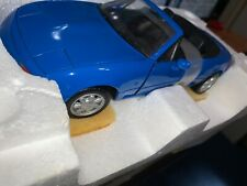 Kyosho Mazda Miata  MX-5 1:18 Scale Die-Cast Car - Blue