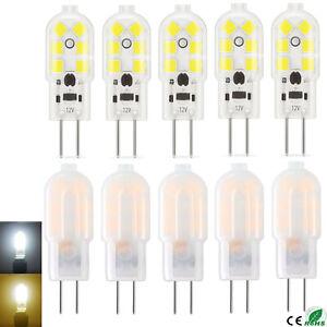 G4 LED Bulb 2W AC/DC 12V Capsule lights Lamp Corn bulb Replace Halogen bulb