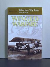 "Winged Warfare, William Avery ""Billy"" Bishop, World War One I, Military"