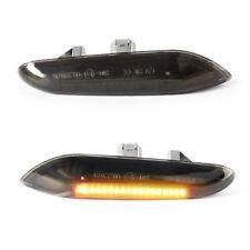 LED Seitenblinker Blinker Smoke für BMW E90 E91 E92 E93 E60 E87 E82 E46 34_1